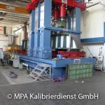Werkstoffprüfmaschinen und Prüfstände - Prüfstand Brücke