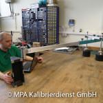 Bauprüfgeräte - Plattendruck-Setzung