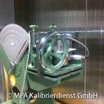 Pendelschlagwerke - Durchstossprüfgerät