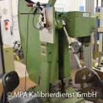 Drehmoment und Kolbenwinkel - Klinometerrückführung am Pendelschlagwerk