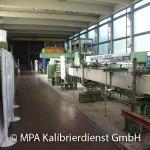 Werkstoffprüfmaschinen und Prüfstände